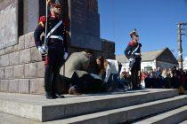 Olavarría rindió homenaje al Padre de la Patria
