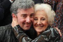 Estela de Carlotto: «me dolió que mi nieto no se pusiera Guido, pero lo respeté»