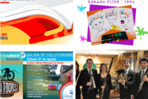 Agenda cultural ¿Qué actividades podemos hacer este fin de semana?
