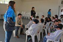 Estudiantes de la escuela primaria n°49 participaron del programa «estación Buenos Aires»
