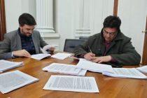Paritarias 2019: el Intendente Galli firmó el acta acuerdo