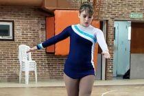 Una patinadora «Chaira» rumbo al campeonato nacional de Patín Artístico