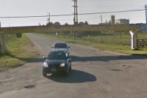 Analizan daños en el limitador de seguridad de la Av. Avellaneda y ruta 51