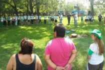Celebración de La Pachamama en La Máxima