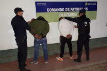 Detención para los jóvenes acusados de agredir a la policía y apedrear móviles