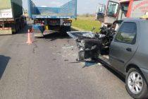 Trágico Accidente en Santa Fe, un Camionero Olavarriense involucrado