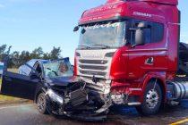 Accidente con un muerto en Ruta 5 y 51