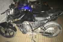 Recuperaron una Motocicleta en Azul robada en el año 2017 en nuestra ciudad