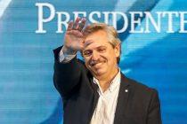 Alberto Fernández dijo que la Argentina «no soporta más ningún modelo de corrupción»