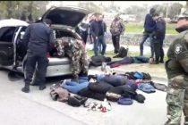 Azul:Persecución y cuatro detenidos en la zona del Balneario