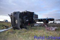 Tres personas heridas en un accidente en la ruta 226