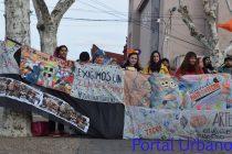 Artes visuales se volvió a movilizar en el Paseo Jesús Mendía