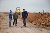 Informe semanal de trabajos en caminos rurales