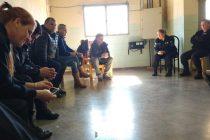 Integrantes del CPA brindaron una charla en la Unidad 38