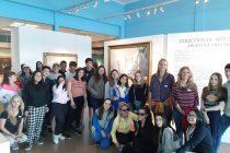 Alumnos del Colegio San Antonio visitaron Buenos Aires