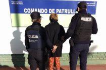 Una mujer de 72 años quedó detenida por tentativa de homicidio