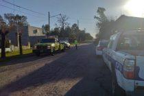 Hinojo: en un operativo de control retuvieron un vehículo por varias infracciones