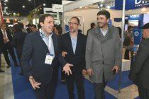 El intendente Ezequiel Galli participó de Somos Industria
