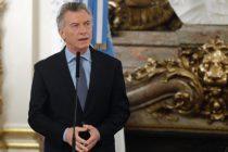 Macri: «Memoria, Verdad y Justicia siguen perdurando como políticas de Estado»
