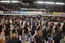Cerca de 4000 personas en el Mami's Gym 2019