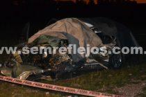 En impactante accidente muere un Olavarriense radicado desde hace años en Pigüe