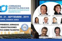 Olavarría recibe las 20° jornadas odontológicas en el CCO