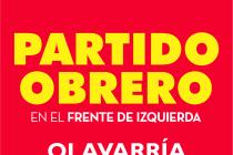 El Partido Obrero local emitió un comunicado: «el ajuste de Macri y de Arcioni en Chubut mata»