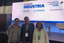 Ignacio Aramburu participa  en el 1° congreso industrial Pyme «Somos Industria»