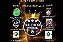 Campeón del Fútbol 7 de Colonias y Cerros viaja a Mar del Plata  a jugar una copa provincial