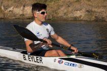 Eyler completó su experiencia en Eslovenia