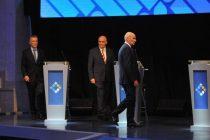 Las chicanas entre los candidatos: «narcocapacitación», «Roberto Balaña», el «candidato eterno», el «lamebotas» ,  el lado B del Debate