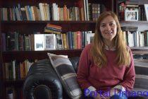 """Claudia Bilbao: """"Coincido en que la política bien hecha soluciona los problemas de la gente"""""""