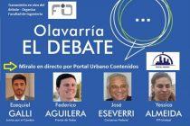 Olavarría El Debate : Míralo en vivo desde la hora 20.00