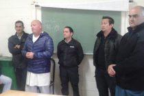 En la Unidad Penitenciaria n°17 se realizó la entrega de certificados de los cursos de operador de sistema de riego y producción de plantas forestales