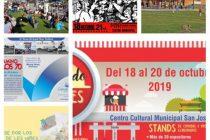 Agenda cultural recargada de actividades para este fin de semana