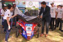 Un prototipo de la «Galerita» participara de la competencia nacional desafió ECO