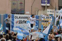 Macri en Olavarría: Fotos del «Si se puede»