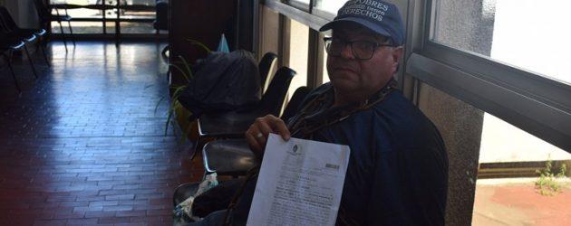 Diferentes Organizaciones piden la libertad de Ceferino Martínez internado en un psiquiatrico