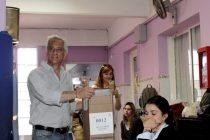 """Elecciones 2019: Votó Eseverri; """"Pedimos que al momento del escrutinio las autoridades de mesa sean las únicas en contar los votos"""""""