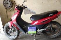 En el marco de un operativo en Sierras Bayas retuvieron tres motocicletas