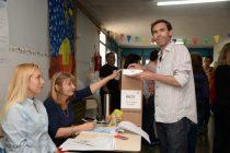 """Elecciones 2019: Votó Juan Mujica: """"Que los vecinos se acerquen a votar"""""""