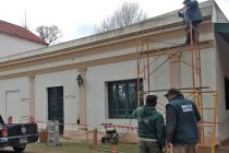 Se realizaron obras de puesta en valor en La Casona