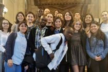 Graduada de Sociales recibió una beca Erasmus para realizar un Máster en universidades europeas