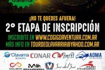 Se viene el tour Olavarría el próximo fin de semana