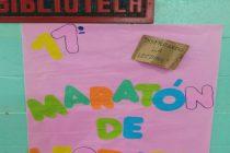 Se llevó adelante la 17° Maratón Nacional de Lectura en las escuelas cárcel de Sierra Chica