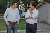 Galli y Sarquis visitaron la Expo