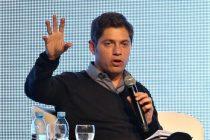 Kicillof le pidió a Macri que actualice el Fondo del Conurbano para la Provincia