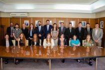 Bienvenida y Jura de nuevas matriculadas y matriculados en el colegio de abogados de Azul