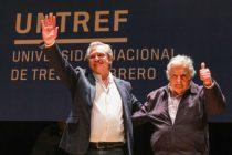 Alberto Fernández abre el foro del Grupo Puebla rodeado de ex mandatarios