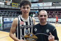 Estudiantes campeón en U17